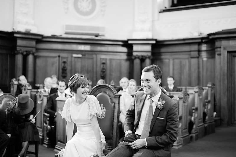 Wedding Photography Islington Town Hall
