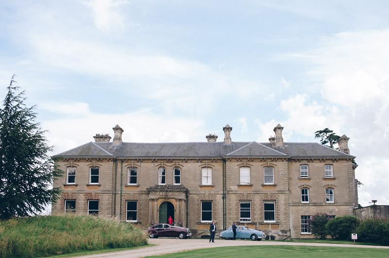Wormstall Park House