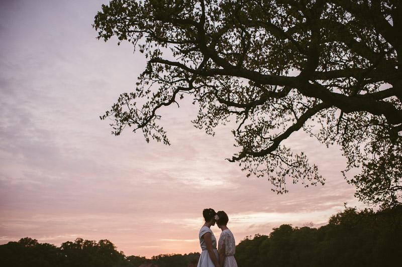 Knepp Castle Wedding Photography