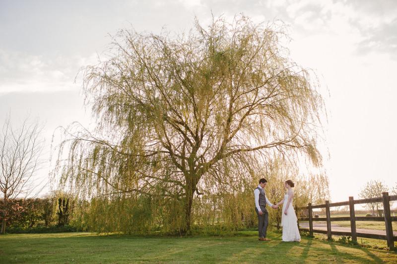 Spring Tithe Barn Wedding Photography 001