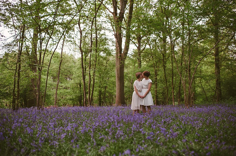 Knepp Castle wedding