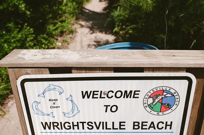Beach Wedding Wilmington North Carolina USA_0031
