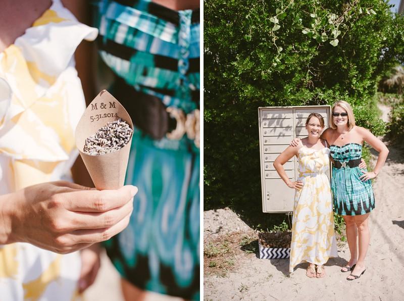 Beach Wedding Wilmington North Carolina USA_0032