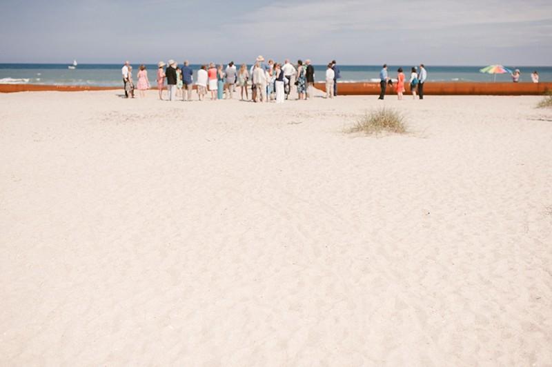 Beach Wedding Wilmington North Carolina USA_0037