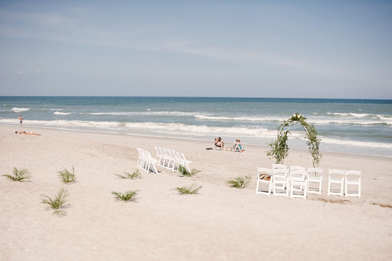 Beach Wedding Wilmington North Carolina USA_0039