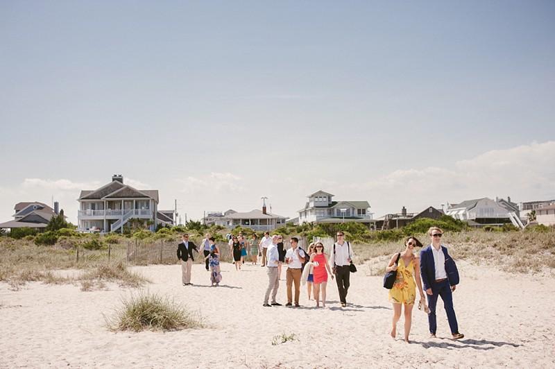 Beach Wedding Wilmington North Carolina USA_0040