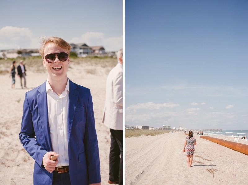 Beach Wedding Wilmington North Carolina USA_0045