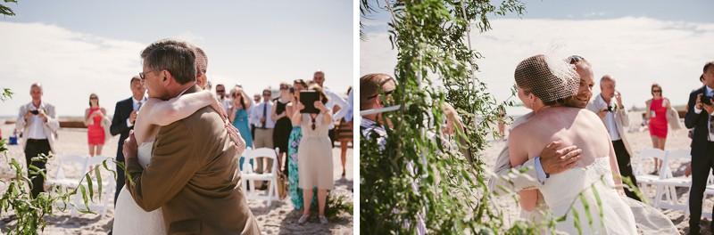 Beach Wedding Wilmington North Carolina USA_0054