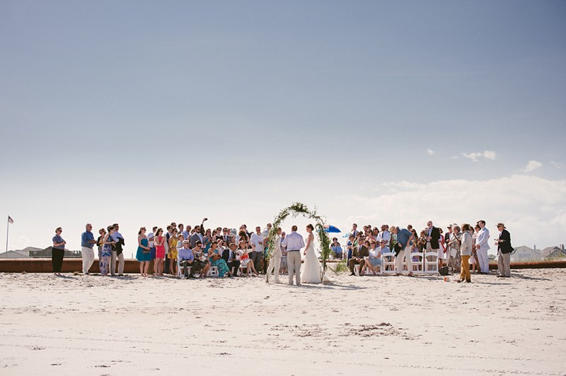 Beach Wedding Wilmington North Carolina USA_0055