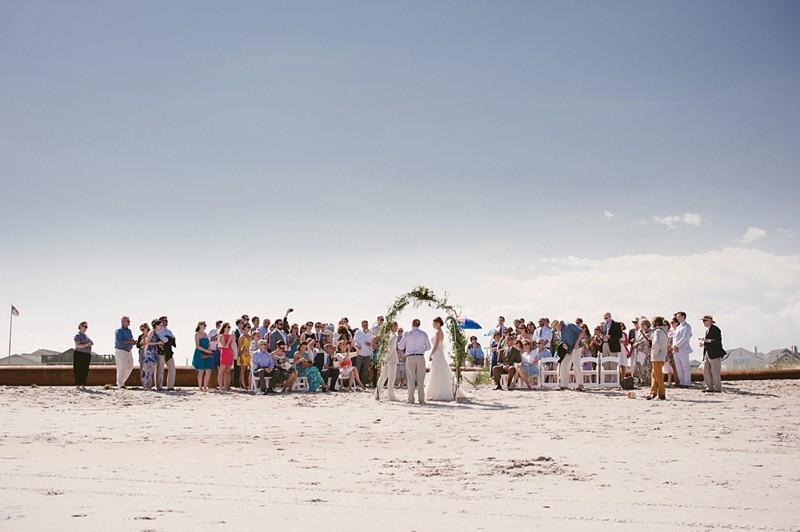 Beach Wedding Wilmington North Carolina USA_0055