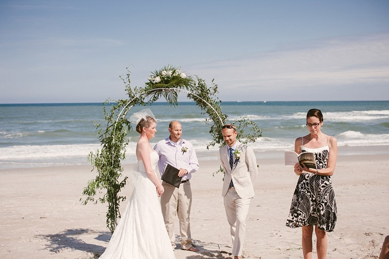 Beach Wedding Wilmington North Carolina USA_0057