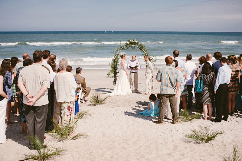 Beach Wedding Wilmington North Carolina USA_0062