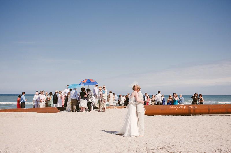 Beach Wedding Wilmington North Carolina USA_0072
