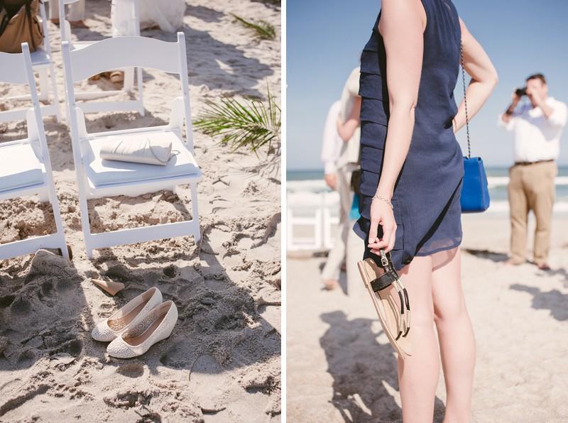 Beach Wedding Wilmington North Carolina USA_0075