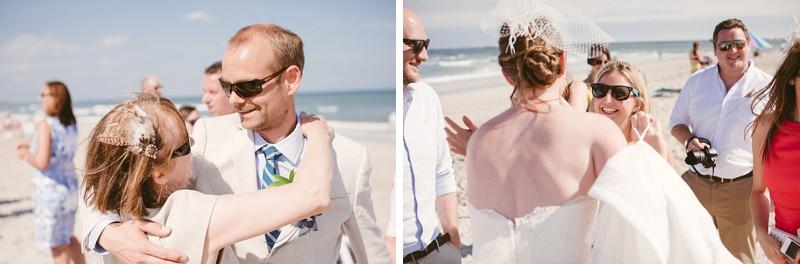 Beach Wedding Wilmington North Carolina USA_0076