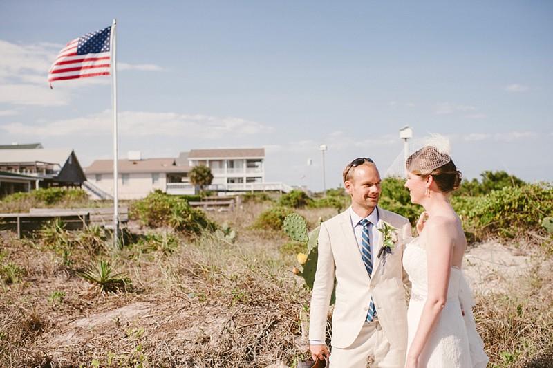 Beach Wedding Wilmington North Carolina USA_0080