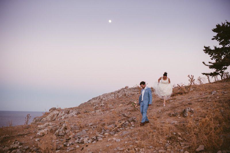 Lindos Wedding // Rhodes // Greece //