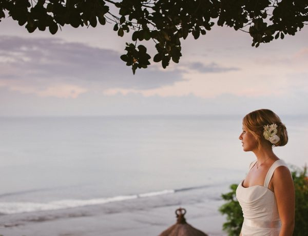 a bali wedding photography