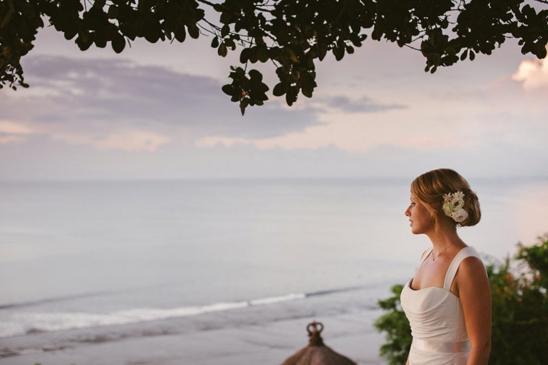 a bali wedding photography